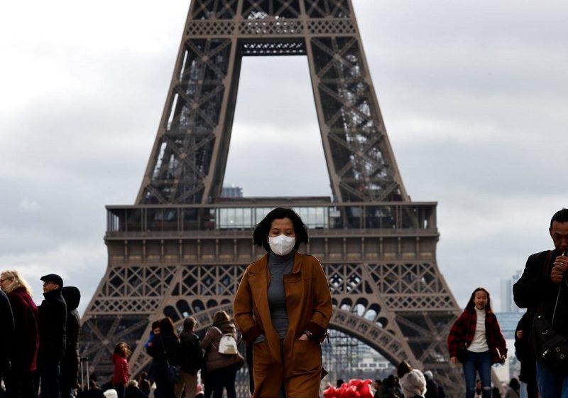 Γαλλία: 334 νέοι θάνατοι το τελευταίο 24ωρο, συνολικά 24.376