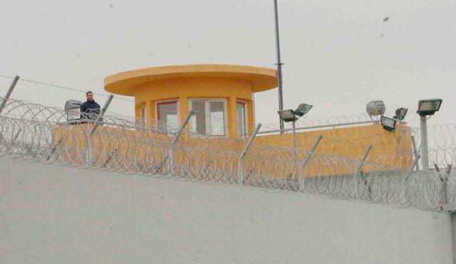 Έφοδος στα κελιά των φυλακών Δομοκού – Βρέθηκαν αυτοσχέδια όπλα, έγιναν 13 συλλήψεις