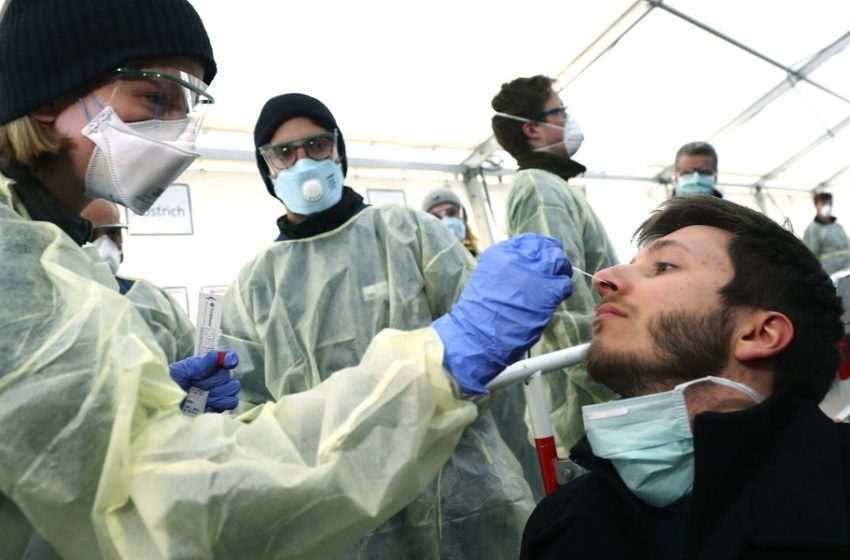 Γερμανία: Κορυφαίος λοιμωξιολόγος προειδοποιεί για δεύτερο κύμα του κοροναϊού