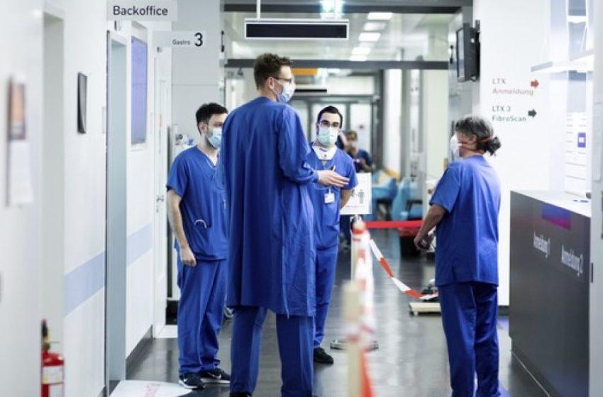Κοροναϊός: Έκκληση σε ιδιώτες αναισθησιολόγους να βοηθήσουν το ΕΣΥ από τον Ιατρικό Σύλλογο Αθηνών