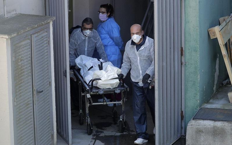 Νέα άνοδος των νεκρών στην Ισπανία