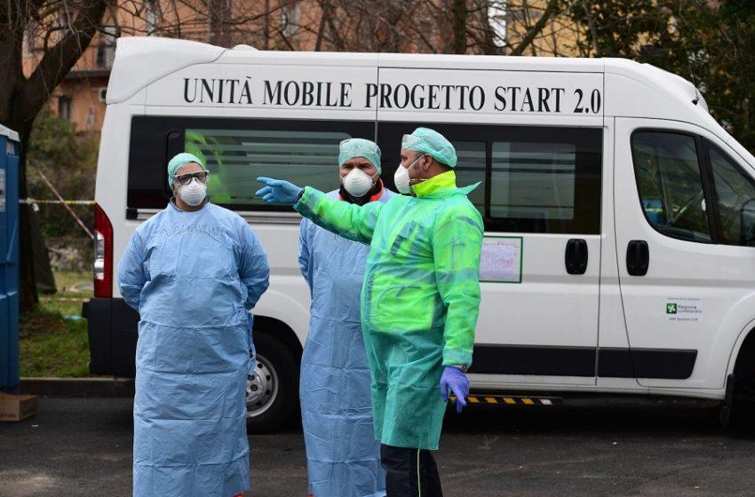 Εντοπίστηκε ασθενής προσβεβλημένος από το νέο στέλεχος του ιού και στην Ιταλία