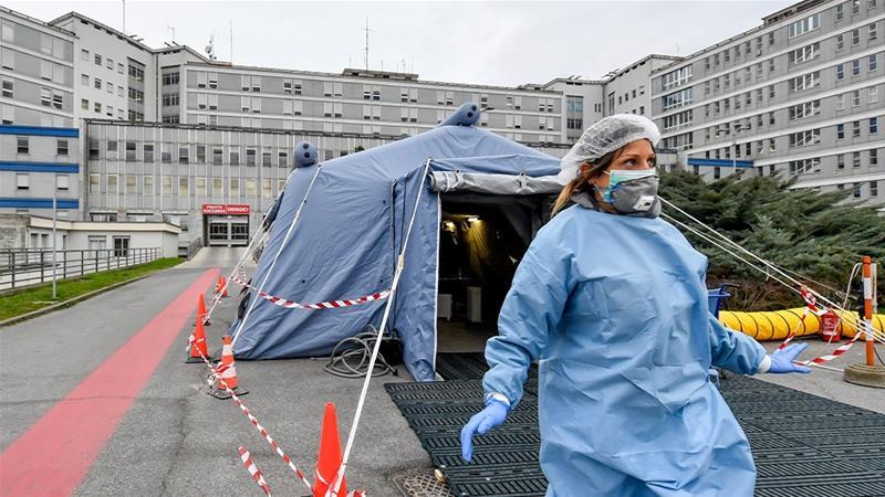 Τραγωδία σε γηροκομείο στο Λέτσε της Ιταλίας: Δεκάδες θάνατοι ηλικιωμένων από ασιτία (vid)