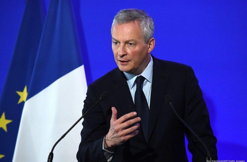 Λεμέρ: Η Γαλλία θα έχει φέτος την ισχυρότερη ύφεση από το 1945