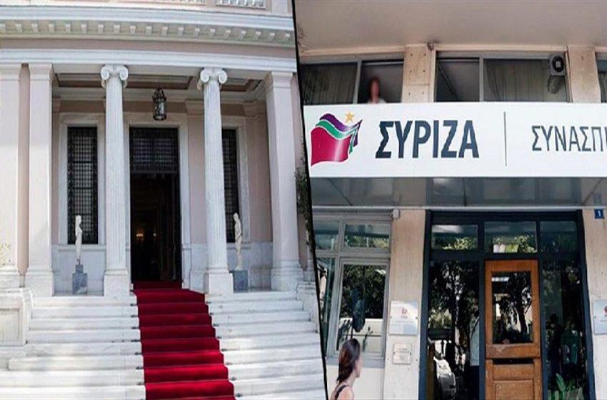 """Φωτιά στο πολιτικό σκηνικό: Μετά το """"άδειασμα"""" από Αποστολάκη """"παγώνει"""" και το Υπ. Πολιτικής Προστασίας – Μετωπική Μαξίμου – ΣΥΡΙΖΑ"""