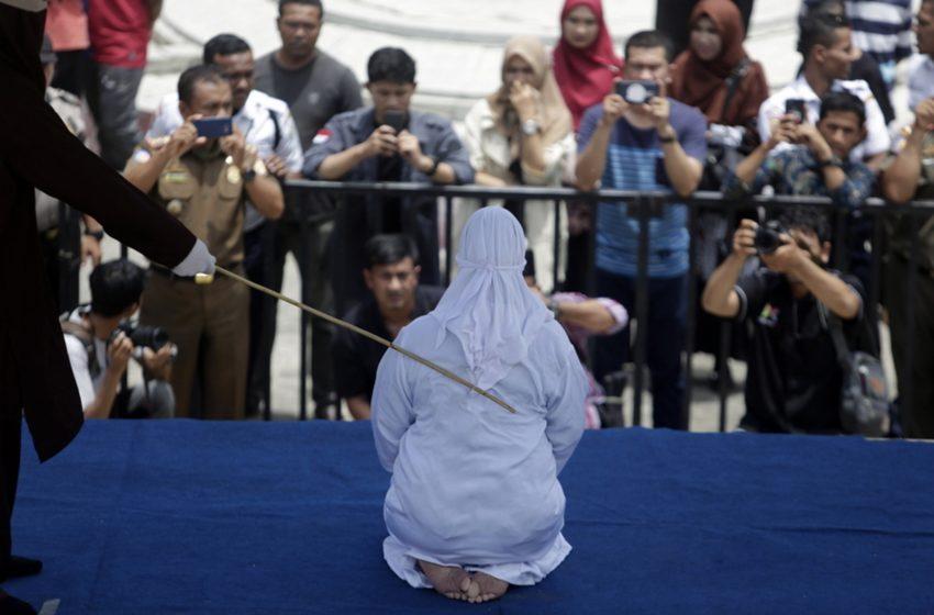 Καταργήθηκε το μαστίγωμα στη Σαουδική Αραβία