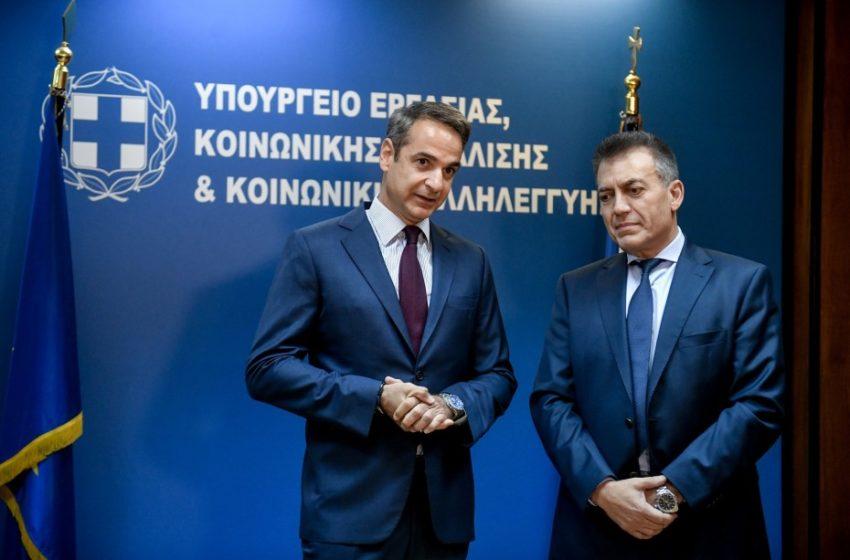 Editorial: Ο πρωθυπουργός (τηλε)κατάργησε Βρούτση- Μείζον θέμα ηθικής τάξεως για την κυβέρνηση