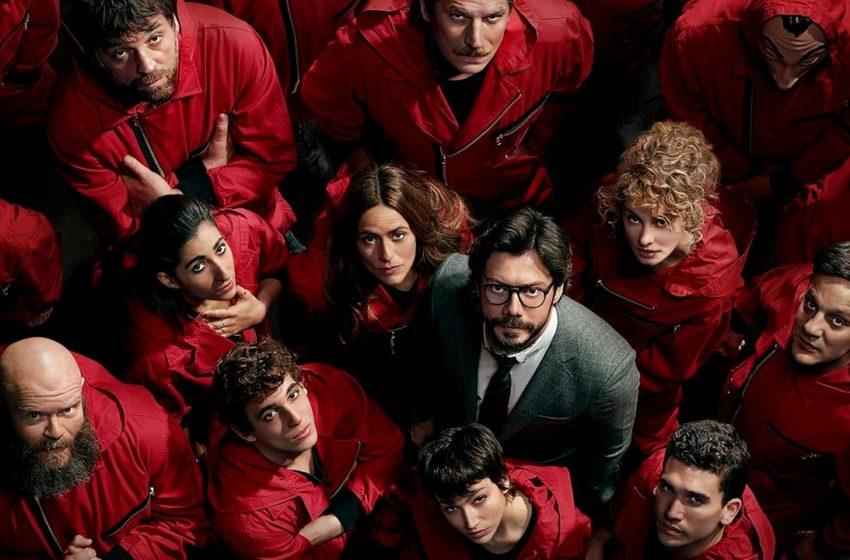 """Θα αντέξει το Netflix;- """"Στον αέρα"""" ο 4ος κύκλος του Casa de Papel"""