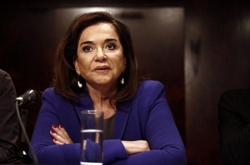 Ν. Μπακογιάννη: Η παγκόσμια ύφεση θα είναι μεγάλη
