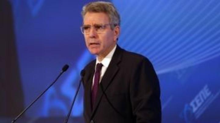 Πάιατ: Στηρίζουμε την Ελλάδα για ειρήνη στην Ανατολική Μεσόγειο