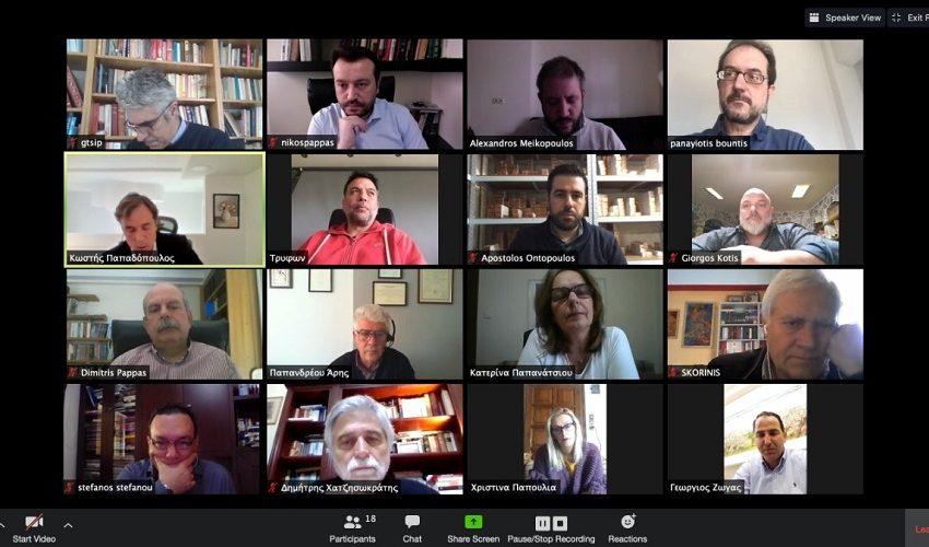 ΟΕΒΕΜ: Αναστολή πλειστηριασμών και κατάργηση ΕΝΦΙΑ – Τι ειπώθηκε σε τηλεσύσκεψη με Παππά και Τσίπρα