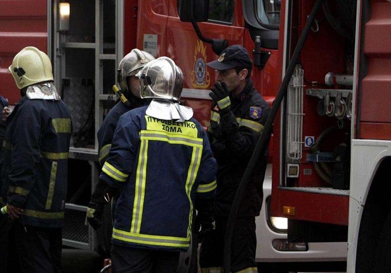 Τραγωδία στο Αίγιο – Νεκρός σε φωτιά