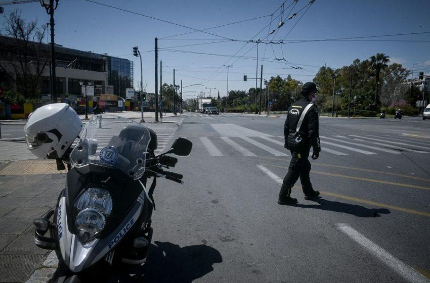 Ανατροπή: Σκέψεις για πλήρη απαγόρευση της κυκλοφορίας