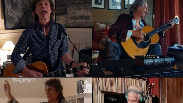 """""""Living in a Ghost Town"""", από τους Rolling Stones στην εποχή της καραντίνας (vid)"""