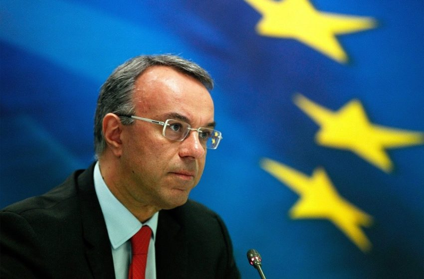 Χρ. Σταϊκούρας: Επέκταση των οικονομικών μέτρων και τον Ιούνιο – Ύφεση 4% φέτος
