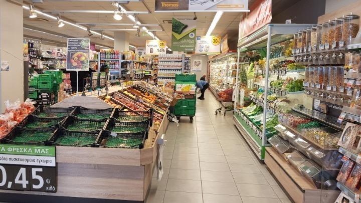 Aνοιχτά την Κυριακή τα σούπερ μάρκετ – Το ωράριο