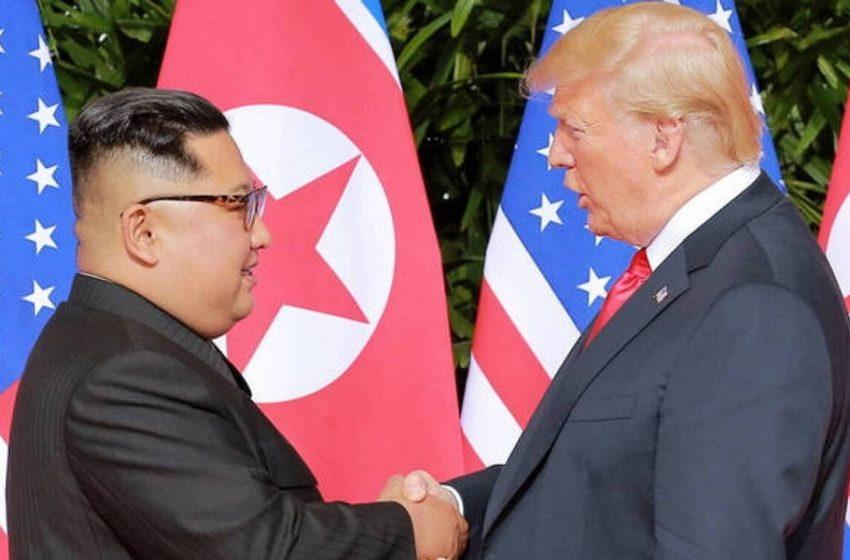 """""""Θόλωσε"""" τα νερά ο Τραμπ για την υγεία του Κιμ Γιονγκ Ουν"""