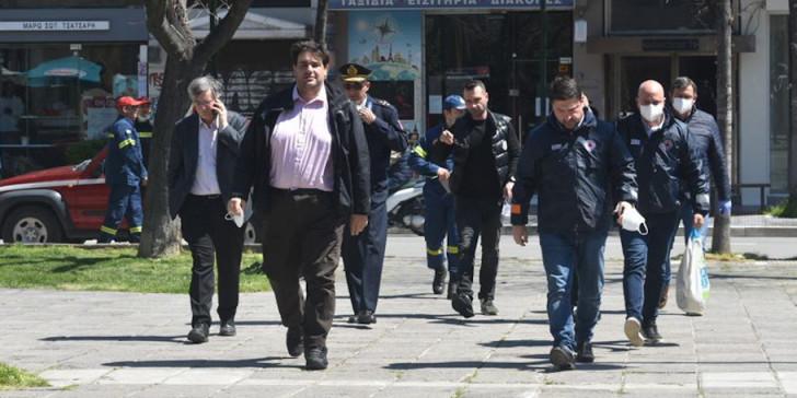 Αναστολή λειτουργίας των λαϊκών αγορών στη Λάρισα και ίσως στη Θεσσαλία