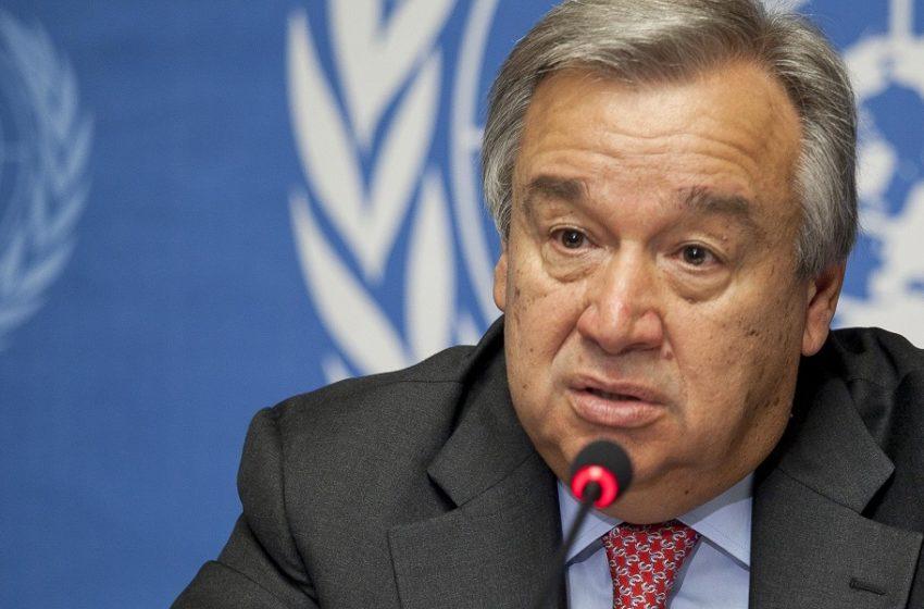 ΟΗΕ: Ζούμε τη χειρότερη κρίση μετά τον Β' Παγκόσμιο Πόλεμο