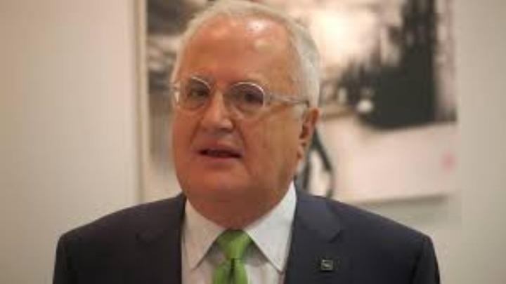 Ανάρρωσε ο πρόεδρος της Τράπεζας Πειραιώς, Γ. Χαντζηνικολάου – Είχε προσβληθεί από κοροναϊό