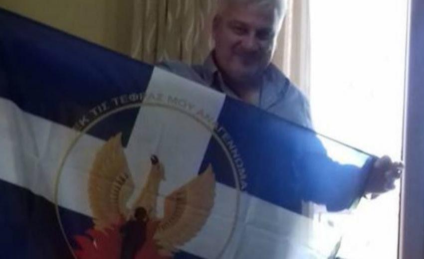 Διαγραφή από τη ΝΔ για τον φιλοχουντικό αντιδήμαρχο Στυλίδας