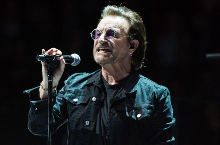 """""""60 τραγούδια που μου έσωσαν τη ζωή"""" – Ο Bono γιορτάζει τα 60 του με μια λίστα"""