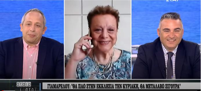 """Τατσόπουλος κατά Γιαμαρέλου και καλλιτεχνών – """"Το πρωί λοιμωξιολόγος το βράδυ ξεματιάστρα"""""""