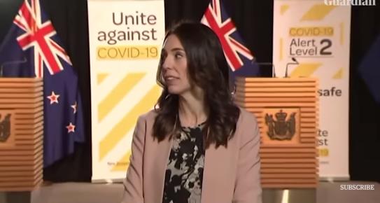 Νέα Ζηλανδία: Τη στιγμή του μεγάλου σεισμού η πρωθυπουργός μιλούσε on air (vid)