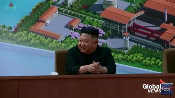 """Το πρώτο βίντεο του Κιμ Γιονγκ Ουν μετά το θρίλερ της """"εξαφάνισης"""" (vid)"""