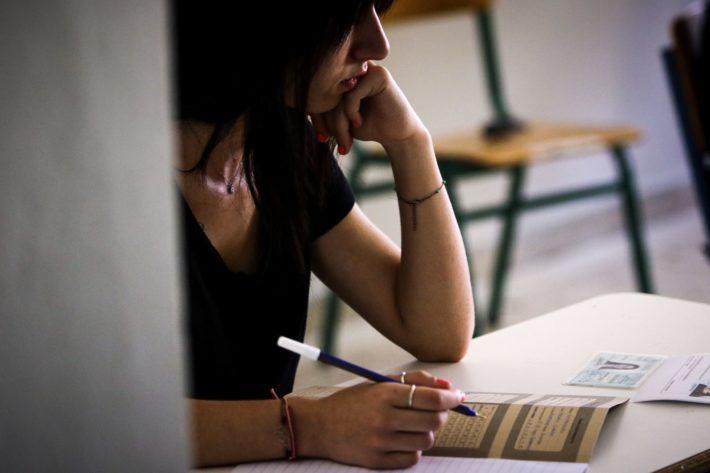 Πανελλαδικές: Το πρόγραμμα των εξετάσεων – Τι ισχύει με τα self test
