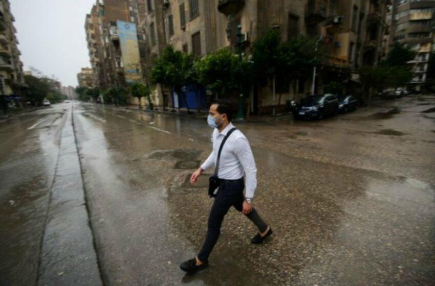 Νέο ρεκόρ θανάτων από κορωναϊό στην Αίγυπτο