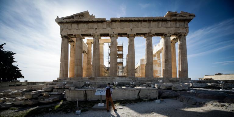 Ανοίγουν από αύριο οι αρχαιολογικοί χώροι με μέτρα ασφαλείας