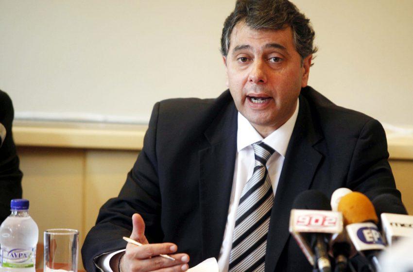 Μποϊκοτάζ στα προϊόντα από την Τουρκία προτείνει ο πρόεδρος του ΕΒΕΠ, Β. Κορκίδης