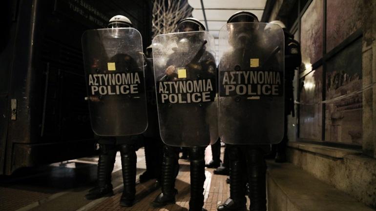 Επτά οι συλλήψεις για τα χθεσινοβραδυνά επεισόδια στα Εξάρχεια