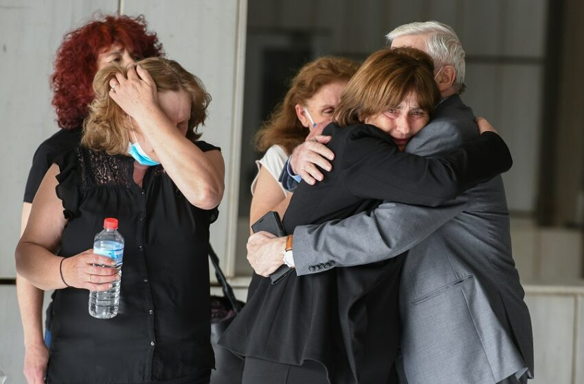 """Ελένη Τοπαλούδη: Το συγκινητικό """"ευχαριστώ"""" της οικογένειας"""