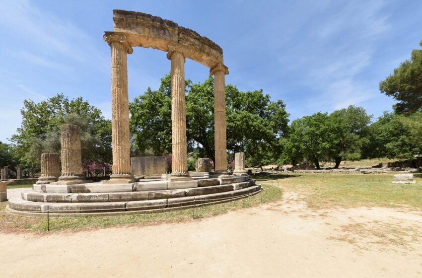 Άνοιξαν οι αρχαιολογικοί χώροι σε όλη την Ελλάδα