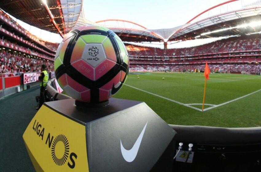 Στις 3 Ιουνίου ξαναρχίζει το πορτογαλικό πρωτάθλημα
