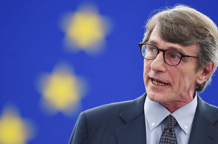 Σασόλι: Δείξτε θάρρος για το σχέδιο ανάκαμψης της ΕΕ