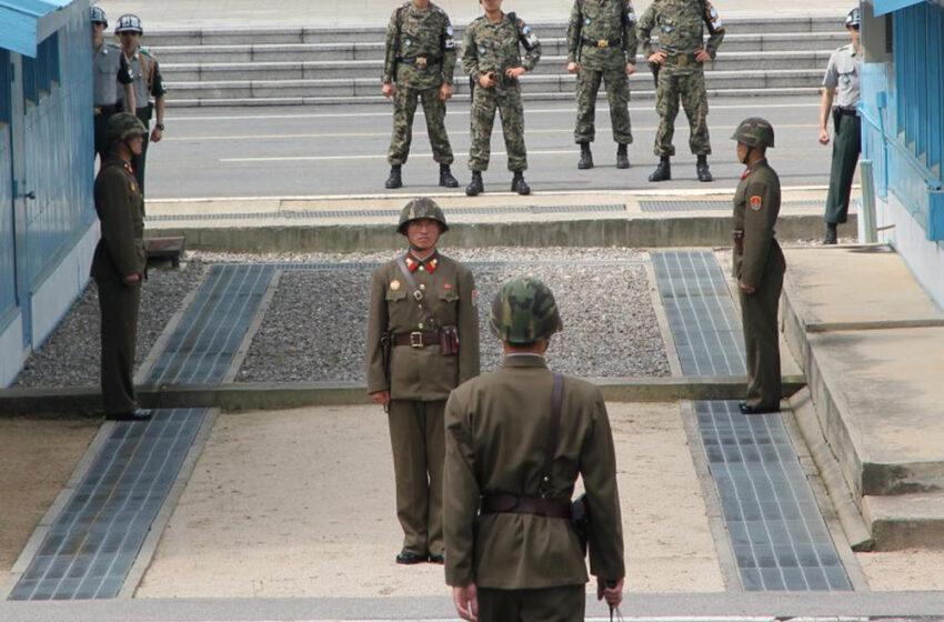 Ανταλλαγή πυρών στα σύνορα Βόρειας με Νότια Κορέα