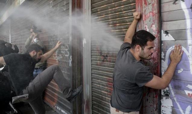 """Αλ. Χαρίτσης: ΜΑΤ και χημικά η νέα """"κανονικότητα"""" της κυβέρνησης"""