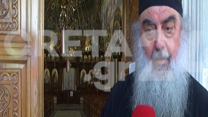 Σάλος με ιερέα στην Κρήτη που κρατά κλειστή την εκκλησία λόγω κοροναϊού