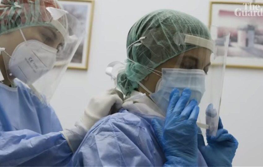 Guardian: Πώς η Ελλάδα αντιμετώπισε την πανδημία – Βίντεο από το νοσοκομείο Σωτηρία