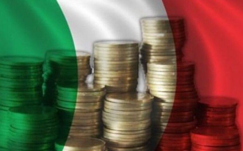 """""""Σκάει"""" η """"βόμβα"""" του Ιταλικού χρέους- Για άμεσο κίνδυνο κάνει λόγο το Bloomberg"""