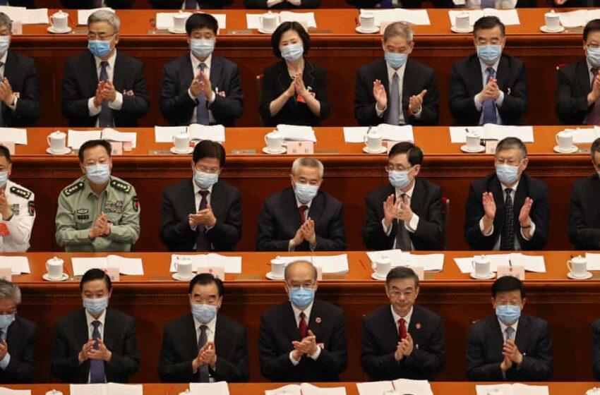 Corona-parliament στο Χονγκ Κονγκ