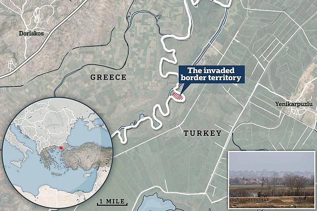 Daily Mail: Εισβολή Τούρκων στρατιωτών σε ελληνικό έδαφος στον Έβρο- Διάβημα της Αθήνας