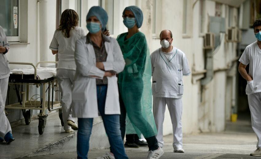 """Η οργή των """"ηρώων""""- Κινητοποιήσεις της ΠΟΕΔΗΝ για την απόφαση του υπ. Υγείας σχετικά με το νοσηλευτικό προσωπικό"""