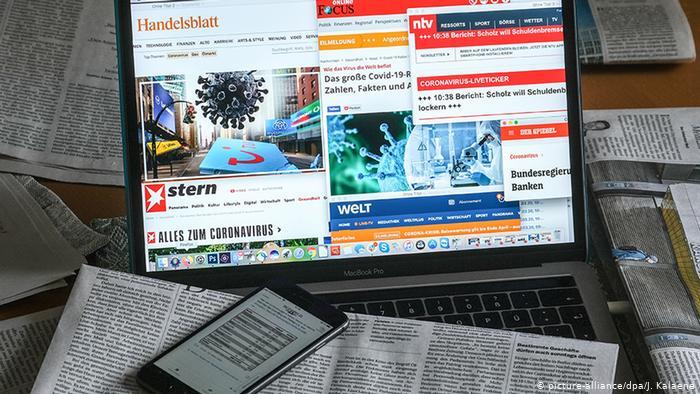 """Media: """"Έκρηξη"""" ενδιαφέροντος λόγω πανδημίας αλλά και οικονομική καταστροφή"""