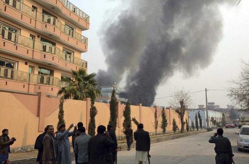 Επίθεση σε νοσοκομείο στο Αφγανιστάν: 13 νεκροί, ανάμεσά τους δύο νεογνά