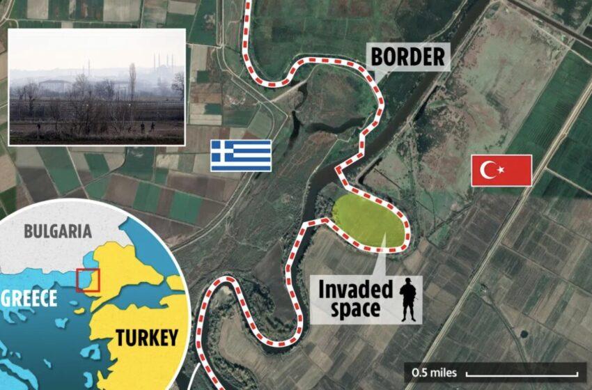 ΣΥΡΙΖΑ προς Μαξίμου-ΥΠΕΞ: Αποχώρησαν ελληνικές δυνάμεις από ελληνικό έδαφος και εισήλθε η τουρκική στρατοχωροφυλακή;