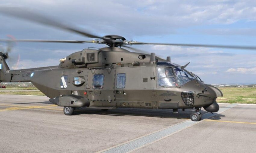 Κυβερνητικός αξιωματούχος χρησιμοποίησε για περιοδεία το μοναδικό ελικόπτερο επείγουσας αερομεταφοράς από τη Σύρο